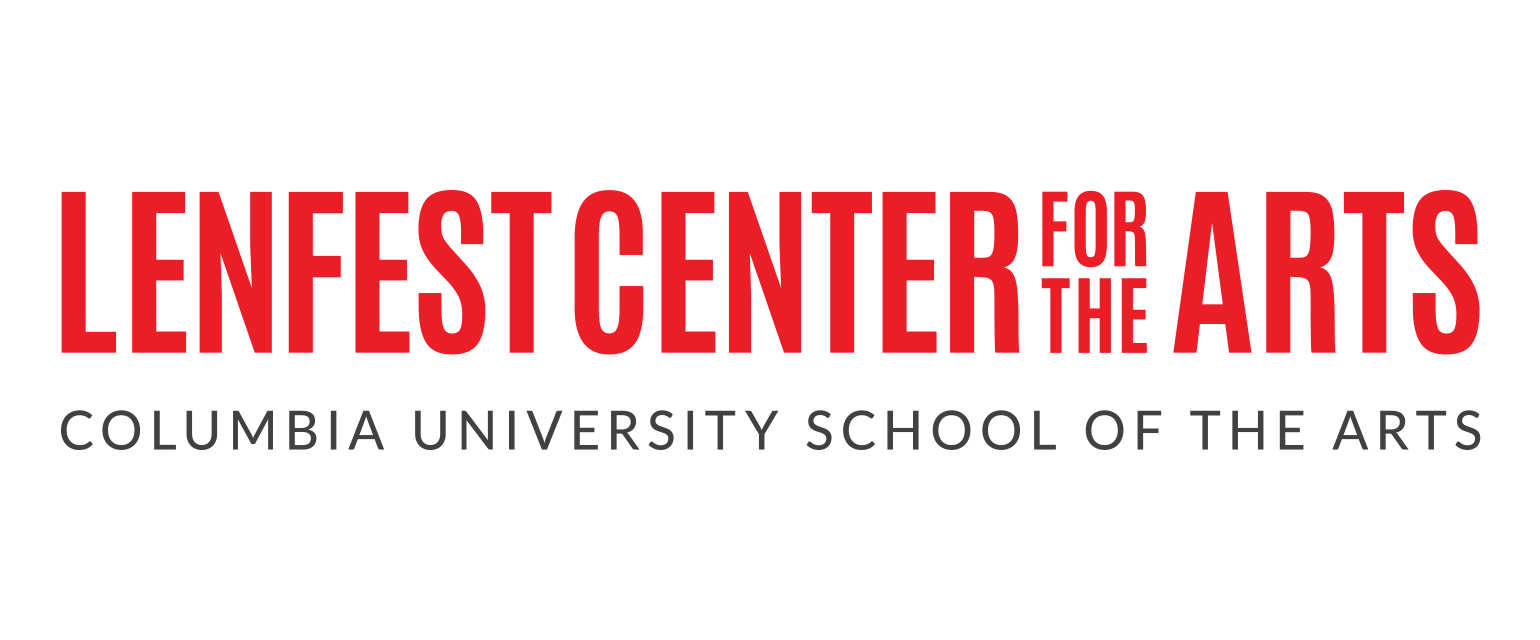 Lenfest Center for the Arts | Columbia University logo