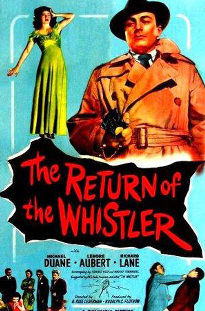 Return of the Whistler poster