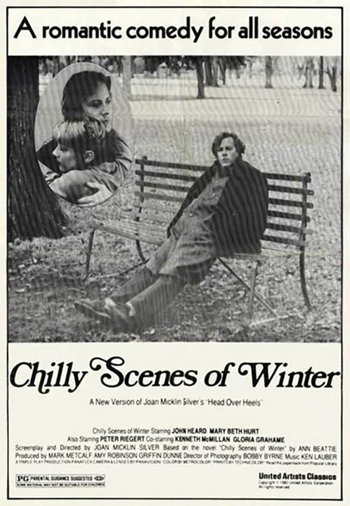 Chilly Scenes of Winter poster