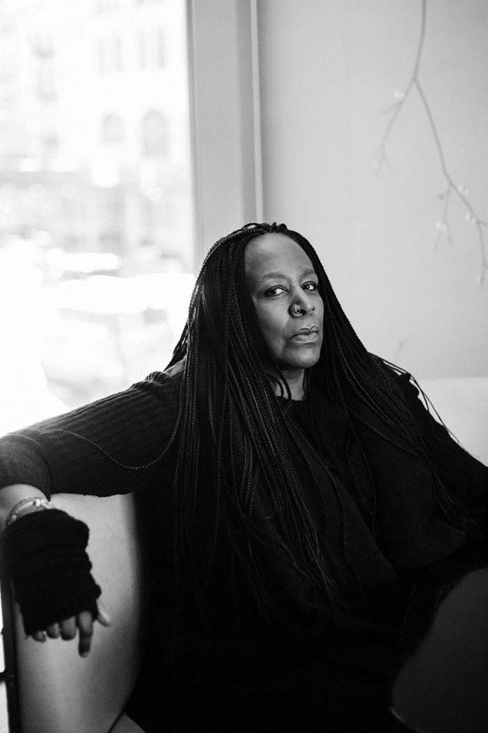 A picture of Dael Orlandersmith